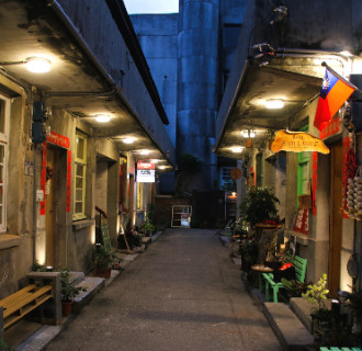 Attractions: Boai road food street